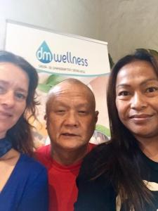 DM Wellness og Loylymasters dygtige ambassadører i DK, Lone, Pang og Lisa